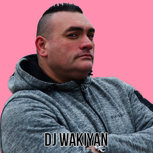 Bubble Blend 1st Edition 14-10-2017 artist DJ Wakiyan Erwin Smits