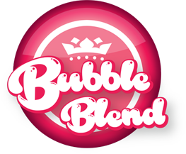Logo Bubble Blend